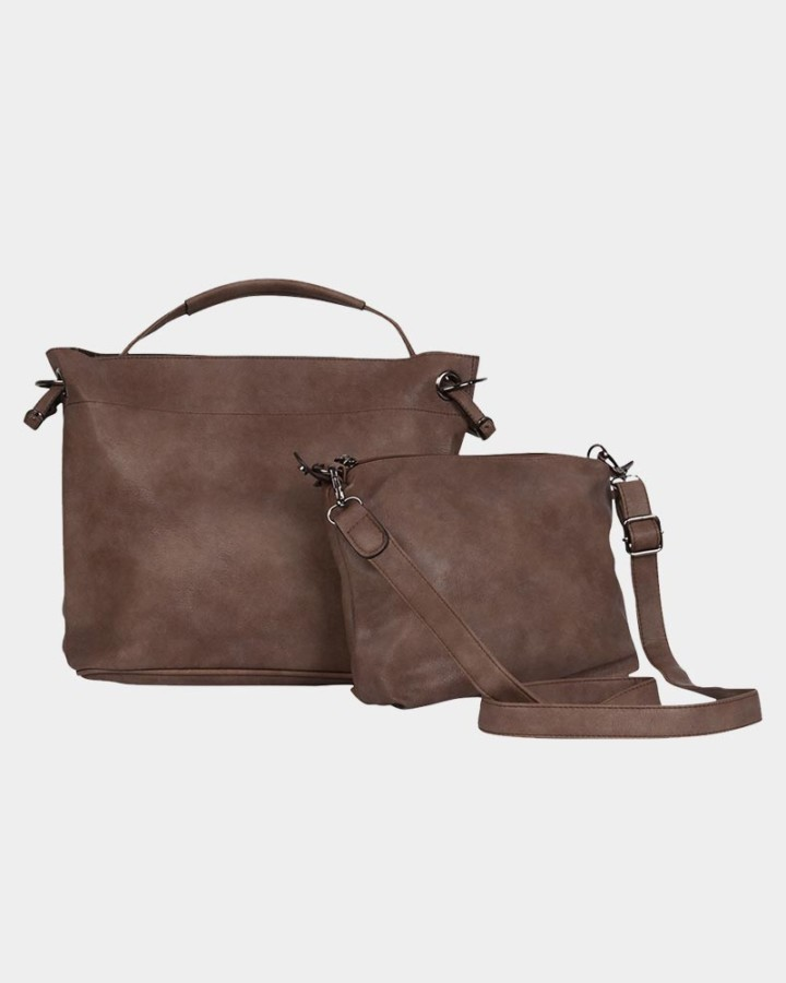 bag in bag taupe