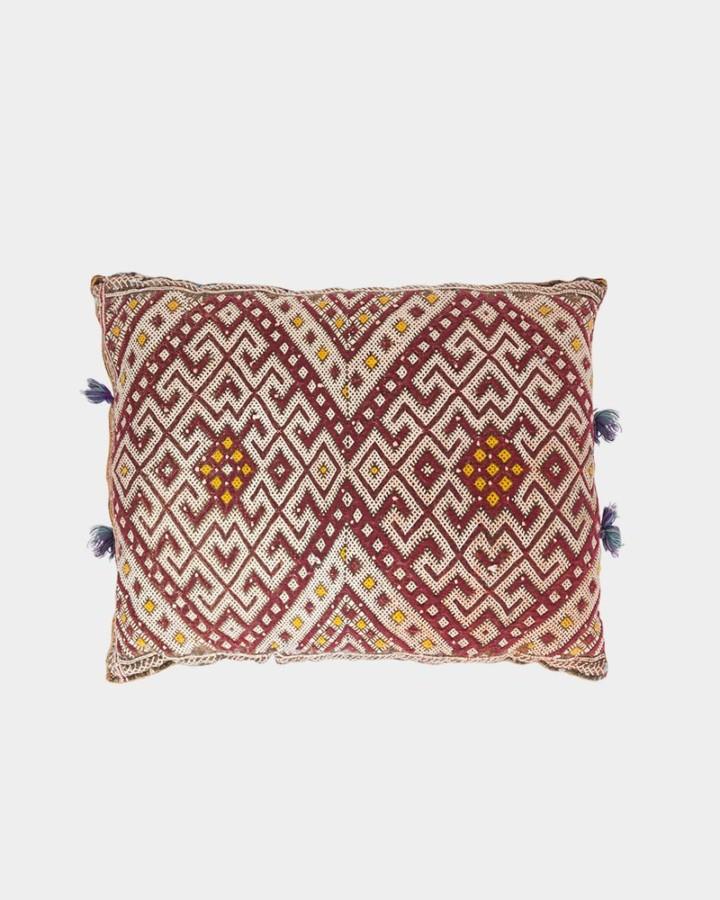 kelim pillow front