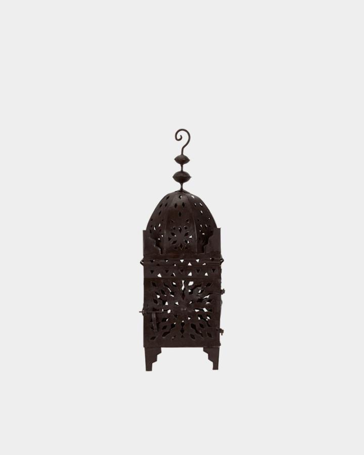 iron lantern 65 x 20 cm