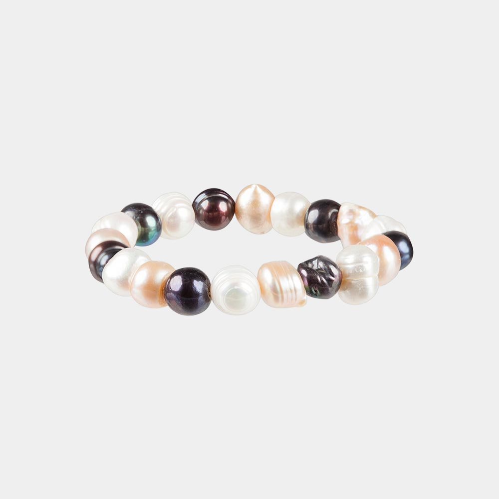 bracelet pearls shop fresh dark mixed water