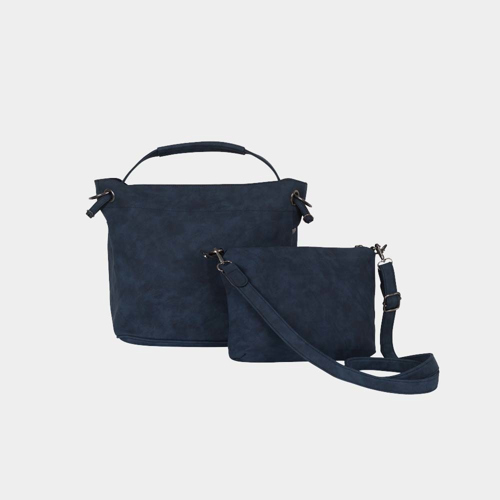 navy bag in bag