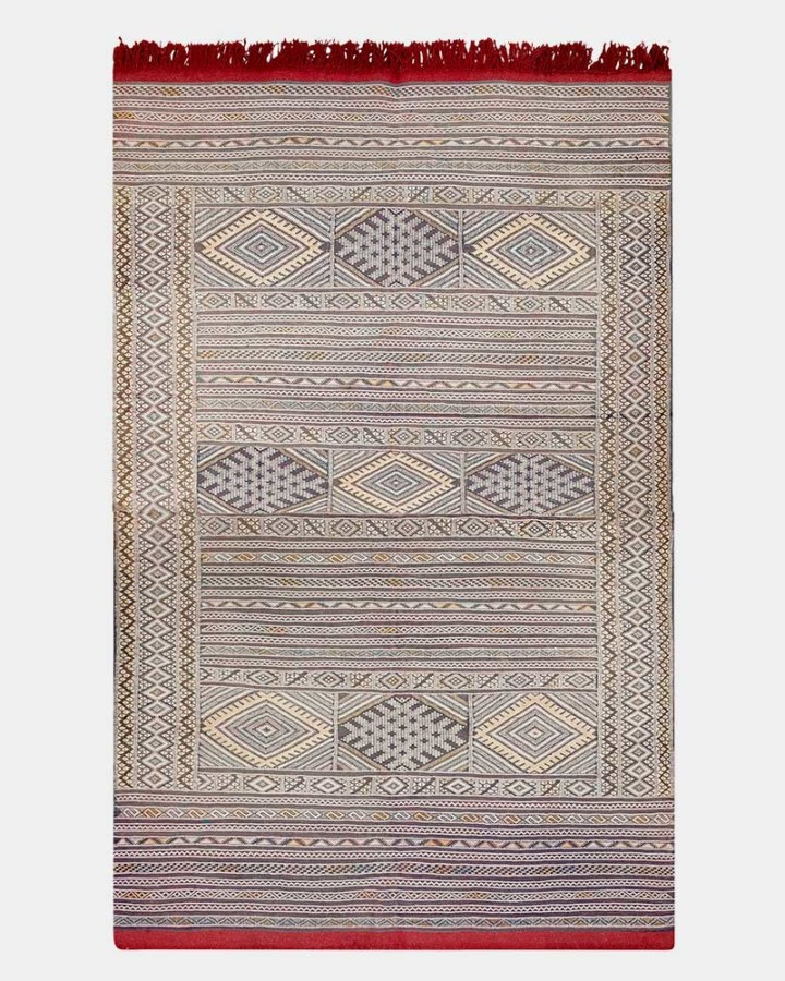 moroccan carpet from the regio tifilt