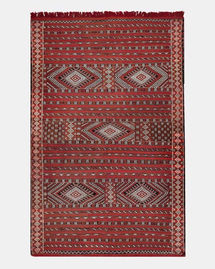 Moroccon Carpet from the regio Khemisset
