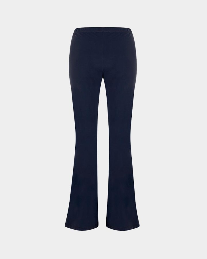 navy soulpants back