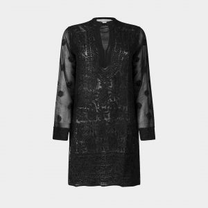 zwarte tuniek | black tunic