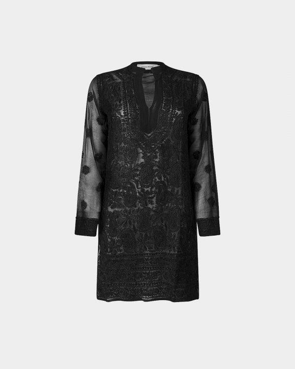 zwarte tuniek | black tunic