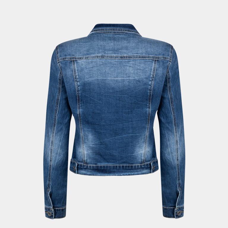 jeans jacket / jeans jasje