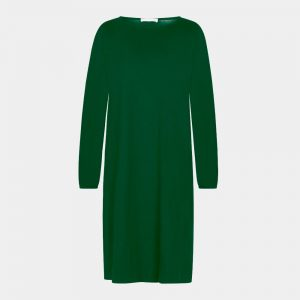 Bottle Green Dress