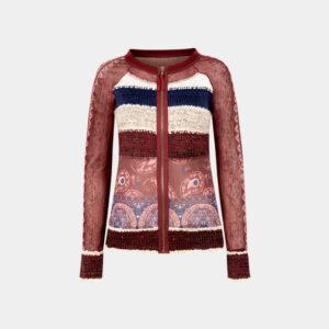 top knit bordeaux front