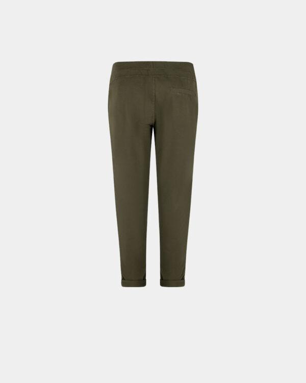 City Jogging Pants Army Green back